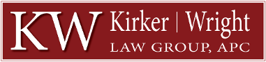 KIRKER WRIGHT LAW GROUP APC